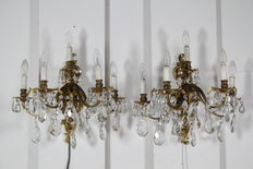 A pair of sconces - Italy, first half of the 20th century