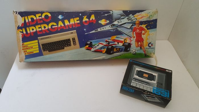Commodore C64g - Catawiki