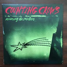 Counting Crows - Recovering the satellites original 1st pressing