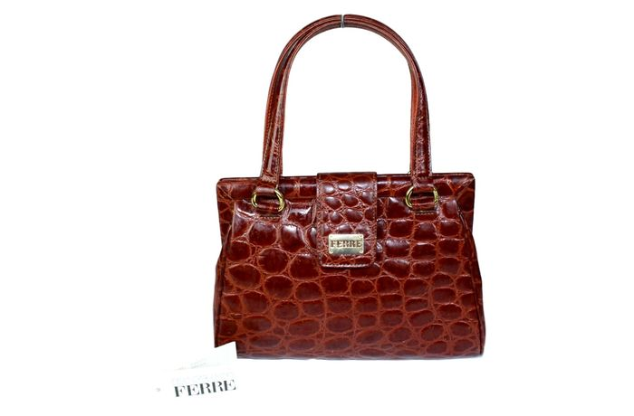 Gianfranco Ferrè - 1980s evening handbag