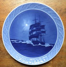 Royal Copenhagen Christmas Plate