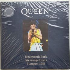 "Queen  ""Knebworth Park Stevenage Herts 9 august 1986  Very limited 145 copies only"