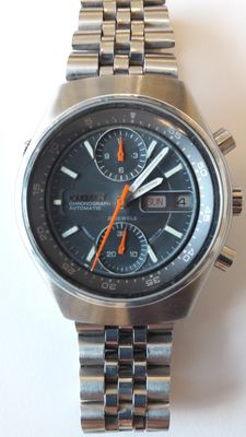 Citizen Flyback Chronograph – 1980