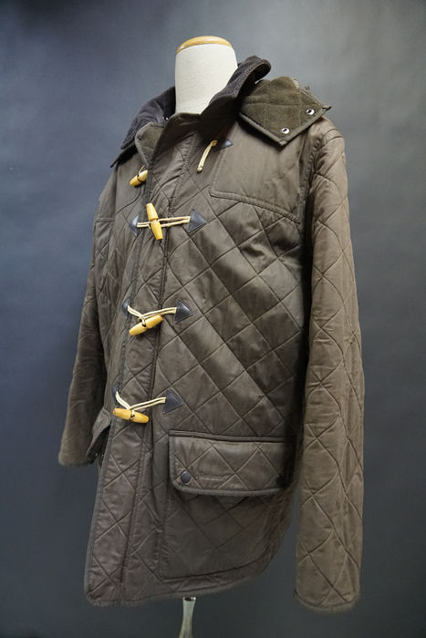 Barbour - Duffle Coat