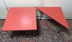 Two tables. Vintage, 1960s/70s, Netherlands