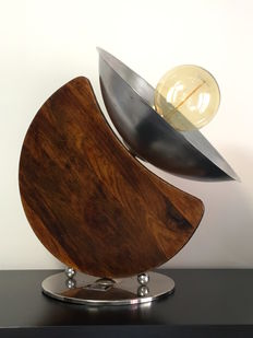 AGdesign - a modernist cabinet lamp