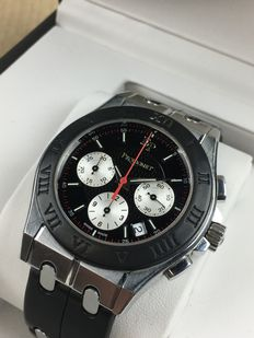 Pequignet Moorea chronograph, automatic, reference: 4510443/30 – men's watch