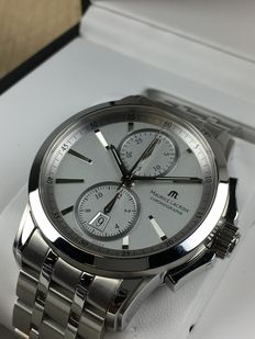 Maurice Lacroix Pontos Steel chronograph automatic reference: PT7538 – men's watch