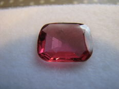 Red spinel - 8.66ct