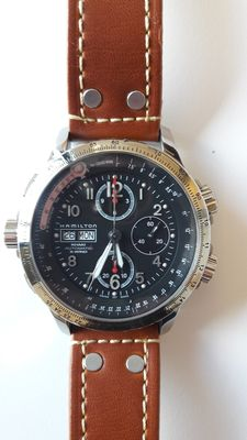 Hamilton X-wind aviation chrono – Swiss pilot's watch – 2010