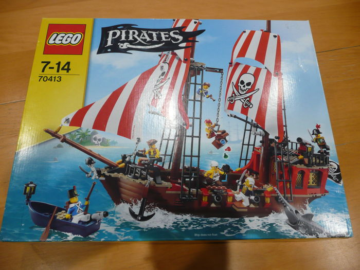 Pirates - 70413 - Brick Bounty