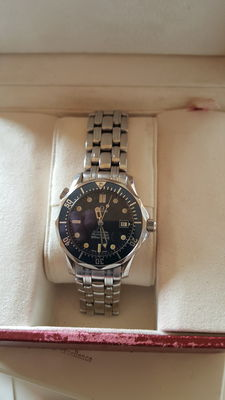 Omega Seamaster 300 m. midsize 36 mm. Steel 1996