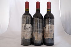 1982 Chateau Giscours, Margaux Grand Cru Classe, France – 3 Bottles