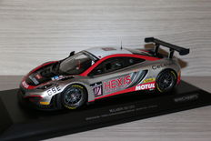 Minichamps - Scale 1/18 - McLaren 12C GT3, 24h Spa 2013