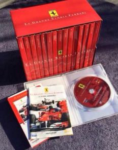 Ferrari - 15 DVD Collection, La Grande Storia, Collection