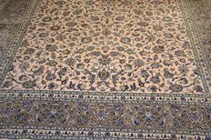 Stunning & Wonderful Persian Iran Keshan XXL hand knotted 280x400 cm TOP Quality & Condition