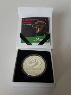 "The Netherlands – Medal 2016 ""T-Rex"" – silver"
