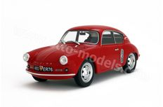 Otto Mobile - Scale 1/18 - Renault Alpine A106 - Red