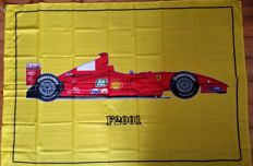 Ferrari F1 Grand Prix 2001 Large Flag Banner 145cm x 100cm Official Product