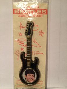 Beatles Invicta Brooch pins from 1964