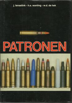 Patronen - book about ammo from various countries