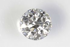 Diamant - 0.30 ct  - F - VS2
