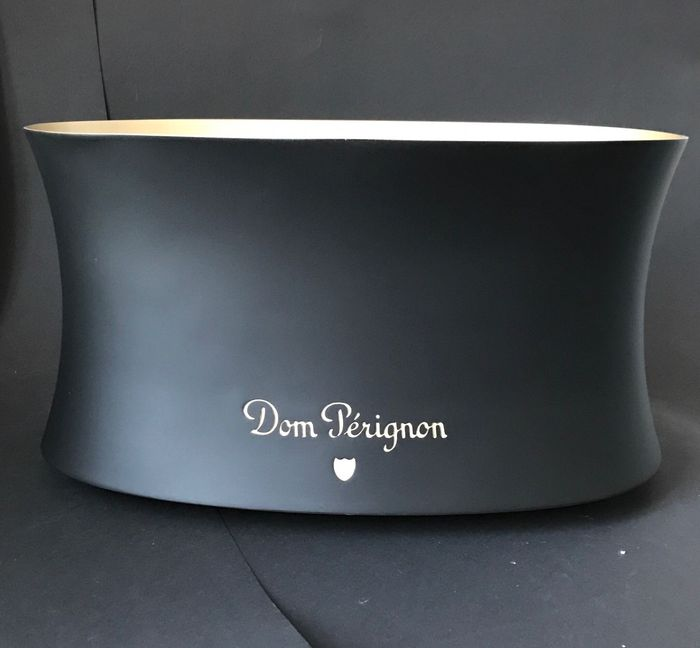 Dom Perignon large oval ice-bucket for 2 magnums or 4 bottles