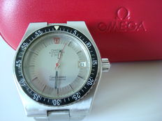 Omega Seamaster Electronic f300 Hz chronometer - Swiss made - 1970s