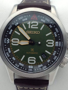 Seiko Prospex Automatic 23 Jewels Made in Japan – Automatic 'Green' Men's Watch
