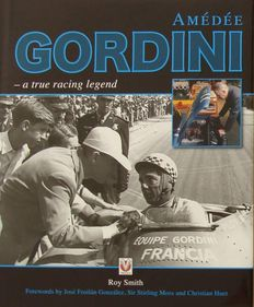 Book : Amédée Gordini – a true racing legend