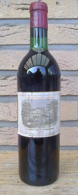 1970 Chateau Lafite Rothschild, Pauillac 1er GCC – 1 bottle (0.75 l)