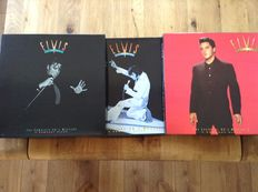 Elvis Presley 50's 60's 70's CD'S Limited Edition Box Set's