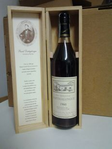 Bas-Armagnac - Dartigalongue - Vintage 1960 Bottled in 2007 in original wood case