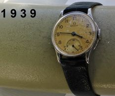 OMEGA – Mid-size – Legendary cal.  26.5-SOB – Men's watch – 1939