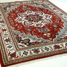"Indo Bidjar – approx. 295 x 192 cm – ""Oriental carpet in wonderful, nearly unused condition""."