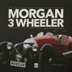Book : The Morgan 3 Wheeler