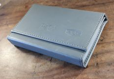 Beautiful and Genuine Rolls Royce/Bentley Grey Service Wallet