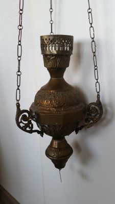 Old thurible- 1st part 20th century