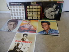 The Elvis Box Set & Limited Edition Album Collection
