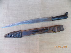 Rebel machete Cubans 1890