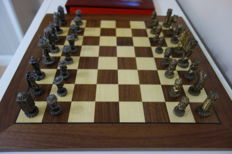 Catholic Kings chess