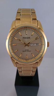 Men's wristwatch – Pulsar