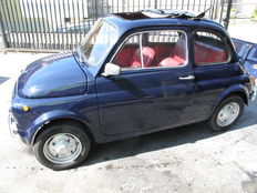 Fiat - 500R 650 - 1975 / Sold without reserve price