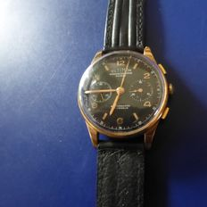 Chronographe Suisse Ultimor – men's wristwatch – 1950s/60s