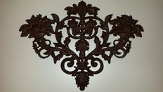 Cast-iron tree of life or wall decoration