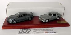 Casino Royale - Corgi - Scale 1/36 - Ref TY93994 James Bond Casino Royale Plinth Set