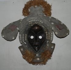 Tribal mask - DAN - Ivory Coast