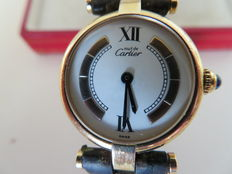 Must de Cartier – Women's wristwatch – 1993