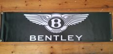 BENTLEY banner in PVC 130cm / 34,5cm