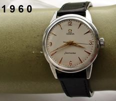 OMEGA Seamaster, no nonsense, men's model, 1960 + warranty!